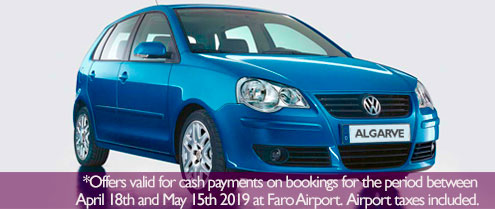 Special offer for Car hire in Lisbon Airport